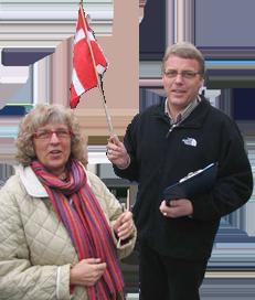 Pouli Pedersen og Lis Nyrup